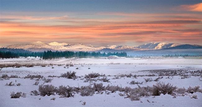 Martis Valley Winter
